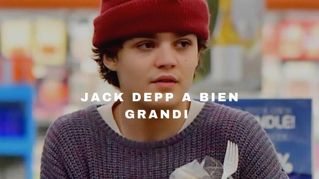 Jack John Christopher Depp III