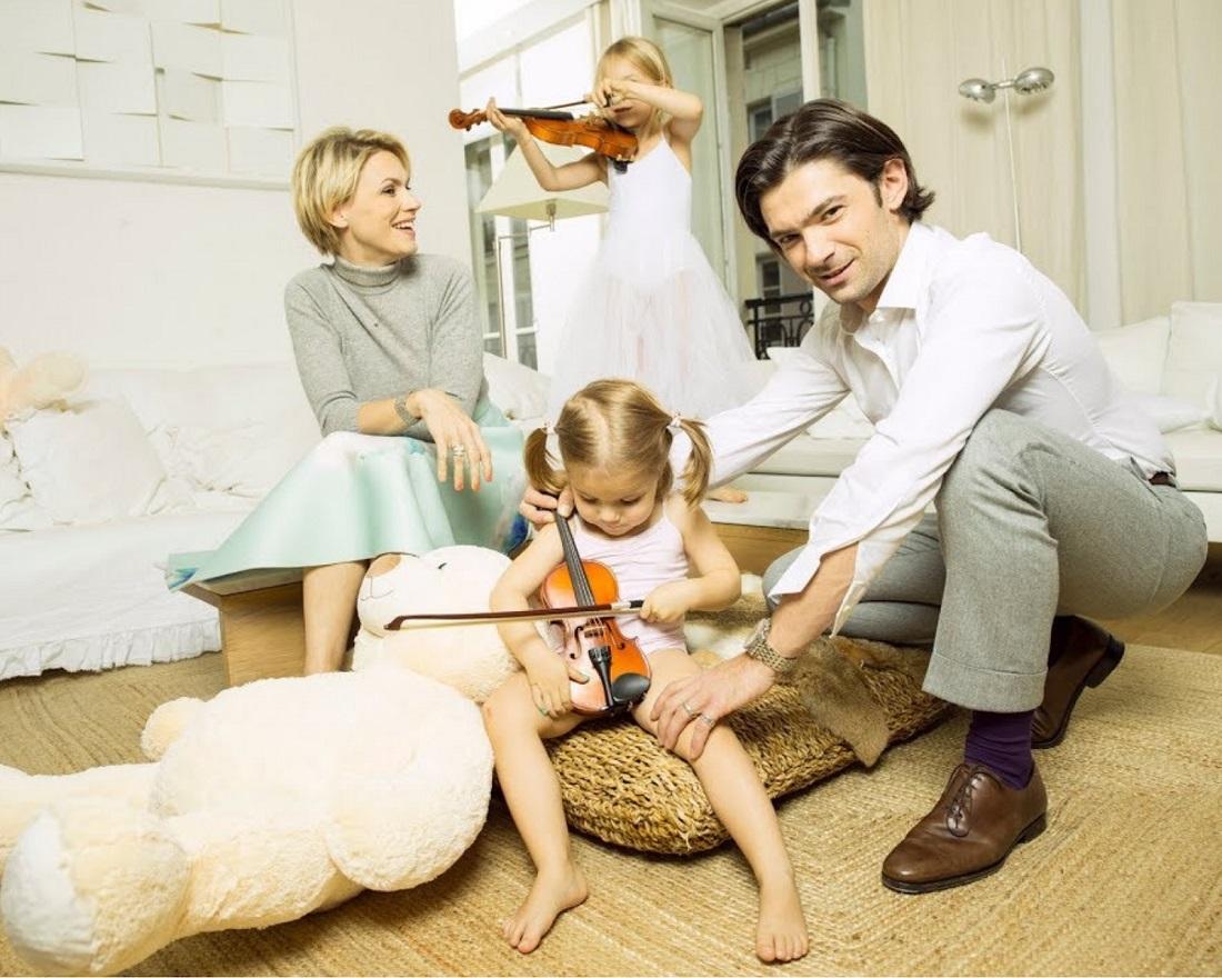 famille gautier capuçon