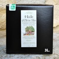 Huile d'olive Bio A.O.P Nyons 3L (Bag In Box)
