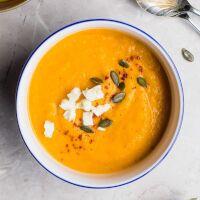 Velouté de carotte gingembre Bio