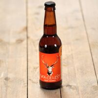 Bière ambrée Bio Volcelest