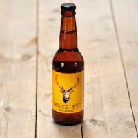Bière blonde Bio Volcelest
