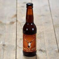 Bière brune Bio Volcelest