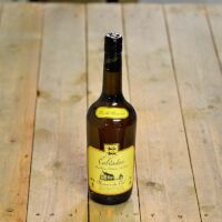 Calvados vieille réserve Bio (6 ans)