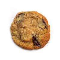 Cookie chocolat noir fleur de sel bio