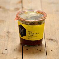 Sauté de porc Bio aux figues (450g)