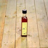 Vinaigre de cidre Bio à la framboise