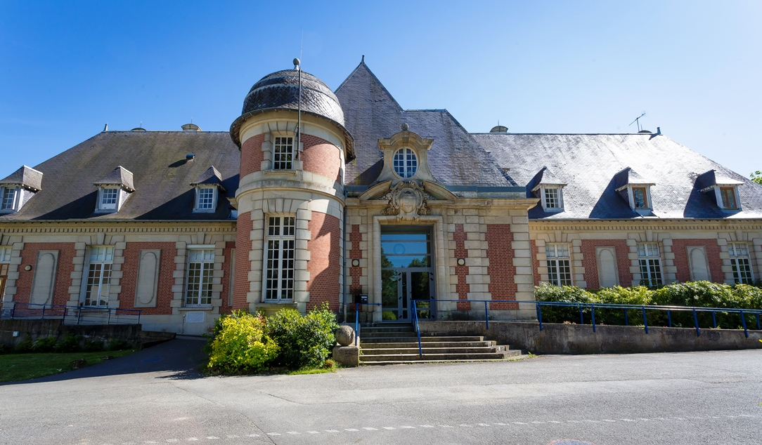 Les Jardins du Château de Nampcel