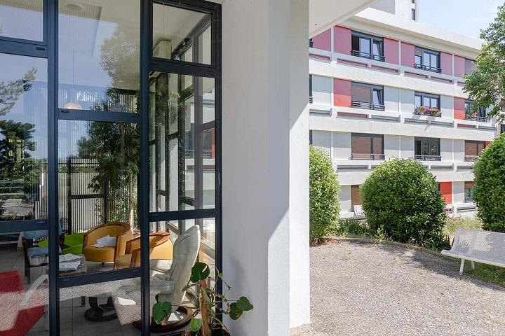 Résidence Jas de Bouffan, maison de retraite à Aix en Provence, bouches-du-rhone-13