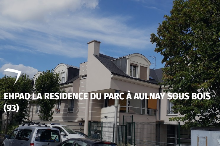ehpad aulnay residence du parc à AULNAY SOUS BOIS