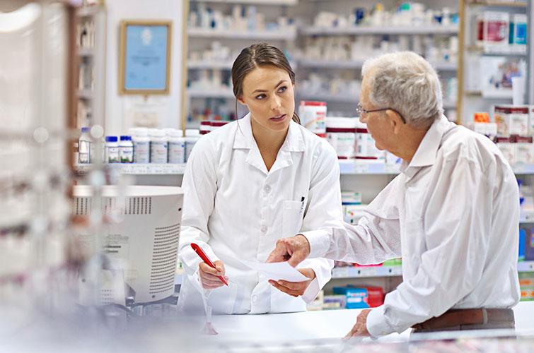 FP Online de Técnico en Farmacia y Parafarmacia (Pruebas Libres)