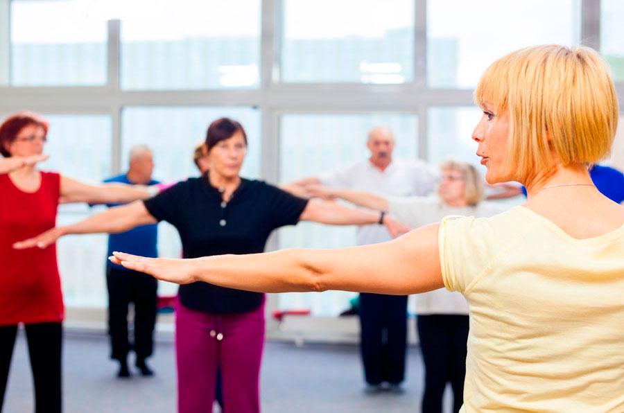 Curso Online de Actividades Físico Deportivas para la Tercera Edad