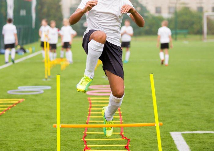 Quiero ser preparador físico de fútbol