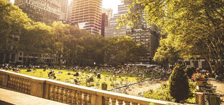 Descubre la importancia de los parques urbanos