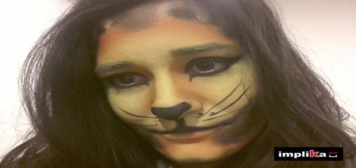 Trucos de maquillaje de caracterización para carnavales