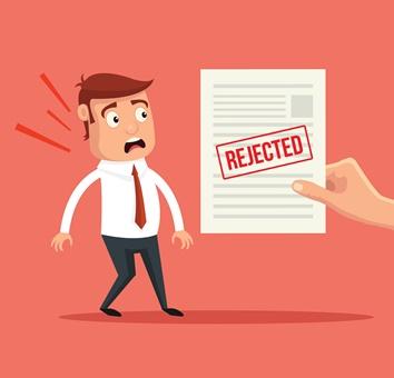 Cómo sobreponerte al rechazo cuando buscas empleo
