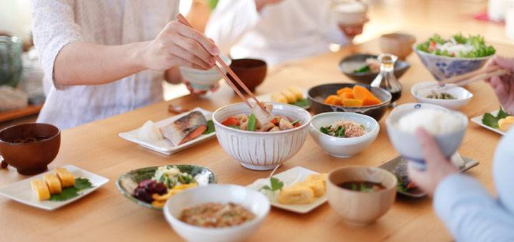 Conoce los diferentes tipos de dietas saludables