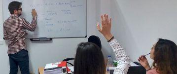 Javier Ferrer, profesor de IMPLIKA: de mi trabajo me quedo con la satisfacción y agradecimiento de los alumnos