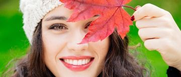 Maquillaje profesional: maquíllate en otoño