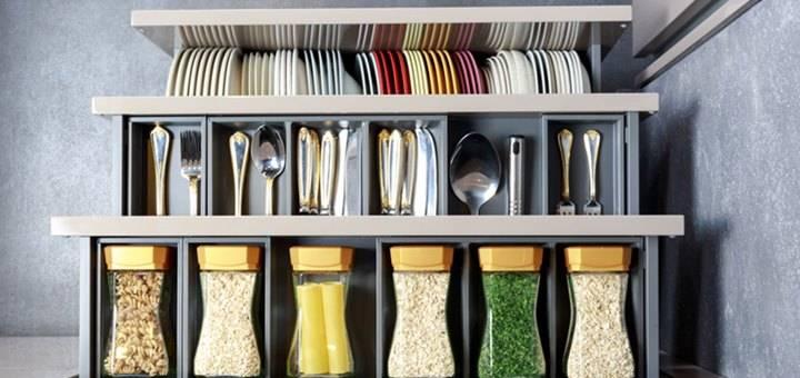 Como organizar una cocina