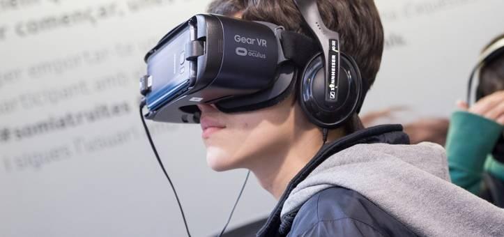 Implika presenta su nueva formación en Nuevas Tecnologías en el Saló del Ensenyament 2018 (Barcelona)