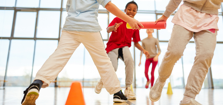 La importancia de los juegos en educación física