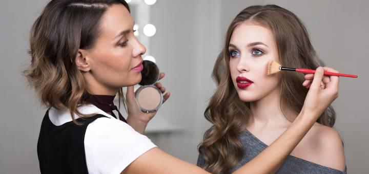 Maquillaje profesional paso a paso