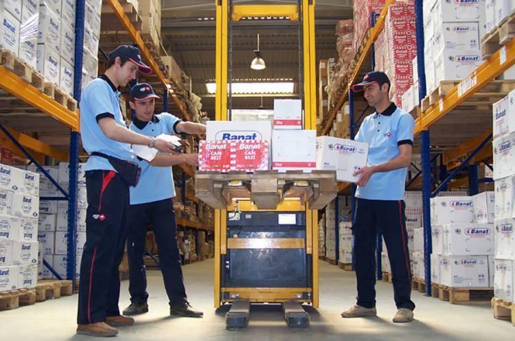 FP Oficial Técnico Superior Transporte y Logística