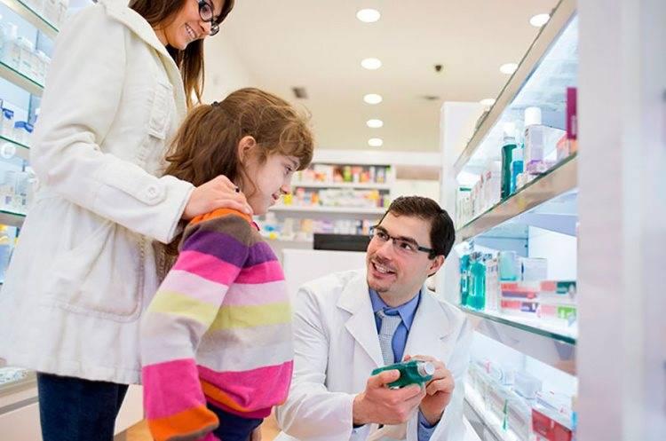 Curso de Auxiliar de Farmacia y Parafarmacia
