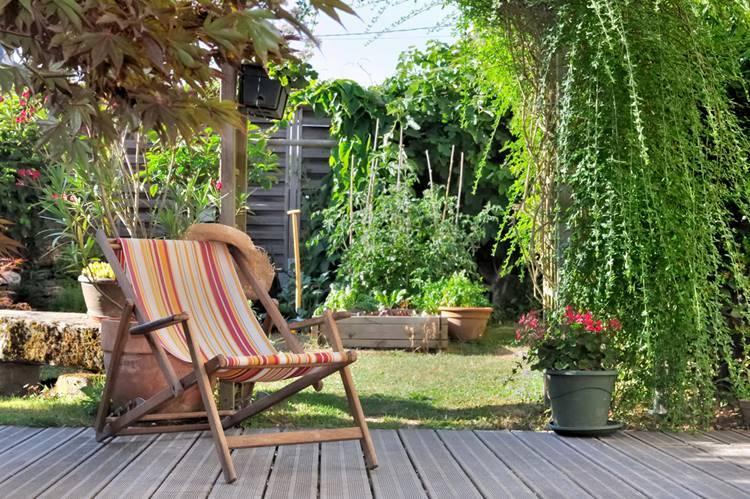Curso de Diseño de jardines especialista en terrazas