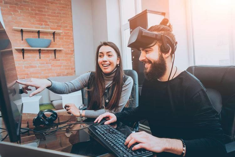 FP Oficial de Técnico Superior en Animaciones 3D, Juegos, Entornos Interactivos