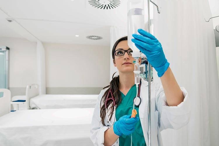 Oposiciones a Auxiliar de Enfermería
