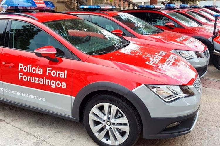 Oposiciones a Policía Foral de Navarra