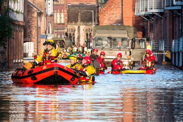 Curso de Afectados por Desastres Naturales