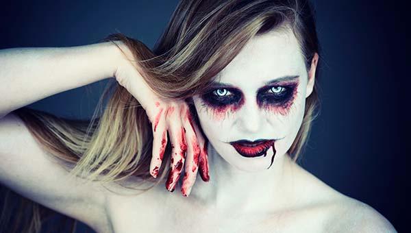 maquillaje vampiresa implika