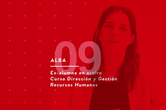 Opinión sobre Implika de Alba, contratada al finalizar las prácticas en empresa