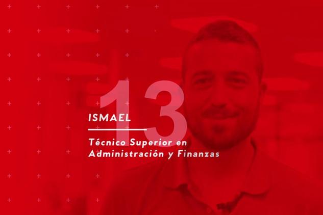 Ismael Peña, nos da su opinión sobre el Curso Online de Administración y Finanzas