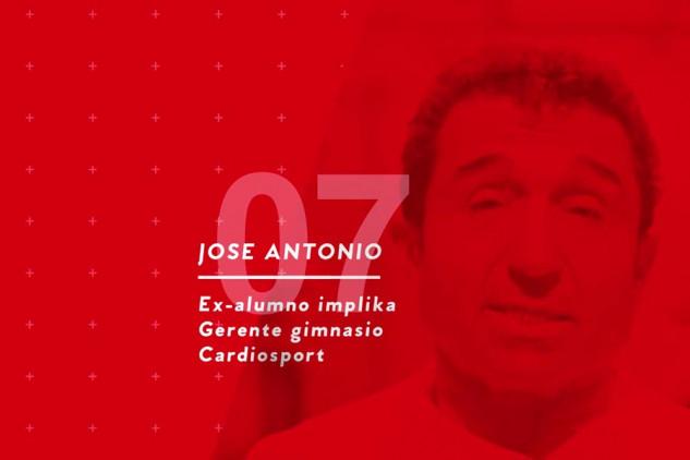 Implika Opiniones: Jose Antonio, titulado y gerente Gimnasio Cardiosport