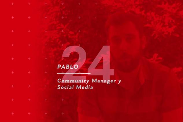 La experiencia de Pablo en Implika, contratado como Community Manager en Servilia