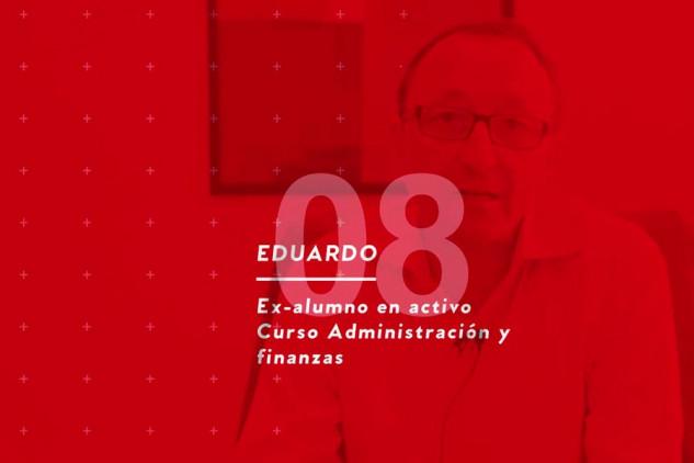 Eduardo, titulado en Administración y Finanzas, nos da su opinión sobre Implika
