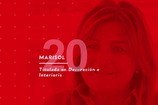 Opinión de Marisol Mayor sobre Implika, contratada al finalizar su formación
