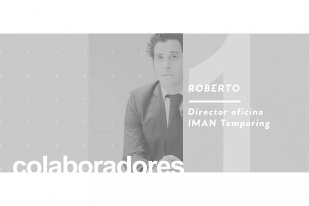 Roberto, Director de Iman Temporing Valladolid, valora a los alumnos de Implika