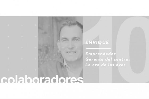 Enrique, de La Era de las Aves, opina sobre los alumnos de veterinaria