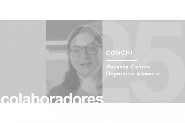 Conchi, de Gimnasio Almería opina sobre los alumnos en prácticas