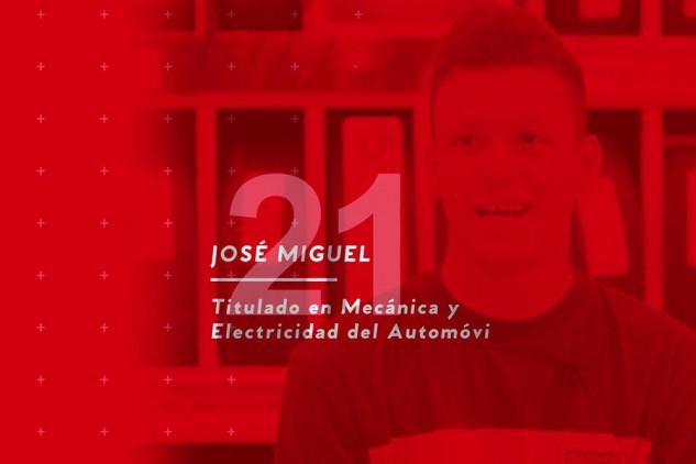 José Miguel nos habla sobre Implika tras conseguir un empleo en Norauto
