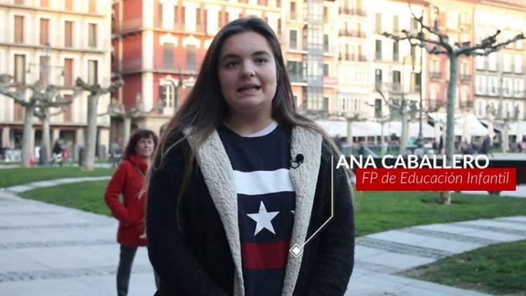 Opiniones de nuestra alumna Ana Caballero sobre la FP de Educación Infantil en Implika