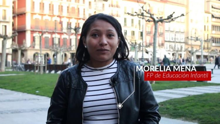 Morelia Mena, nos da su opinión de Implika sobre la FP de Educación Infantil