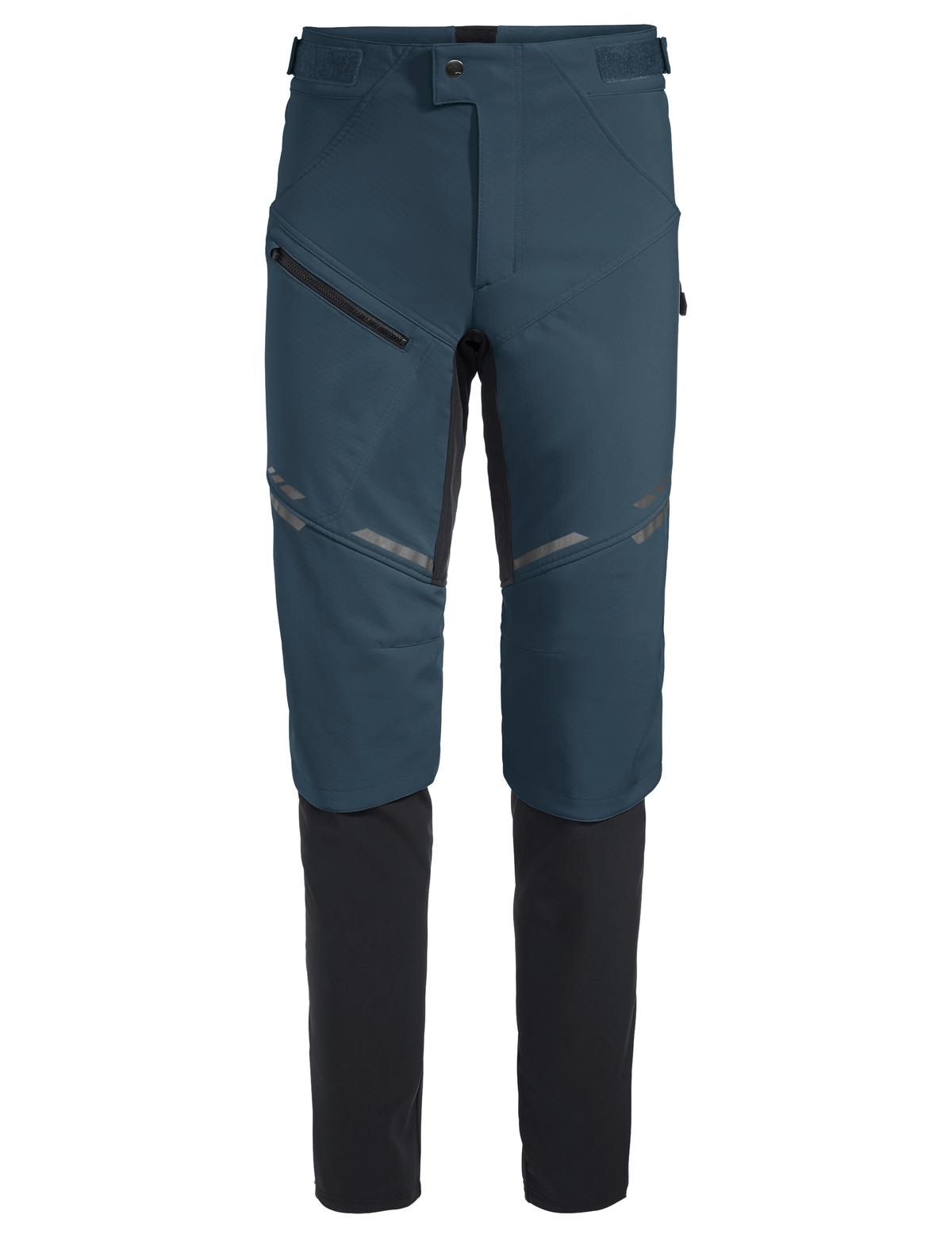 Vaude Mens Virt Softshell Pants II