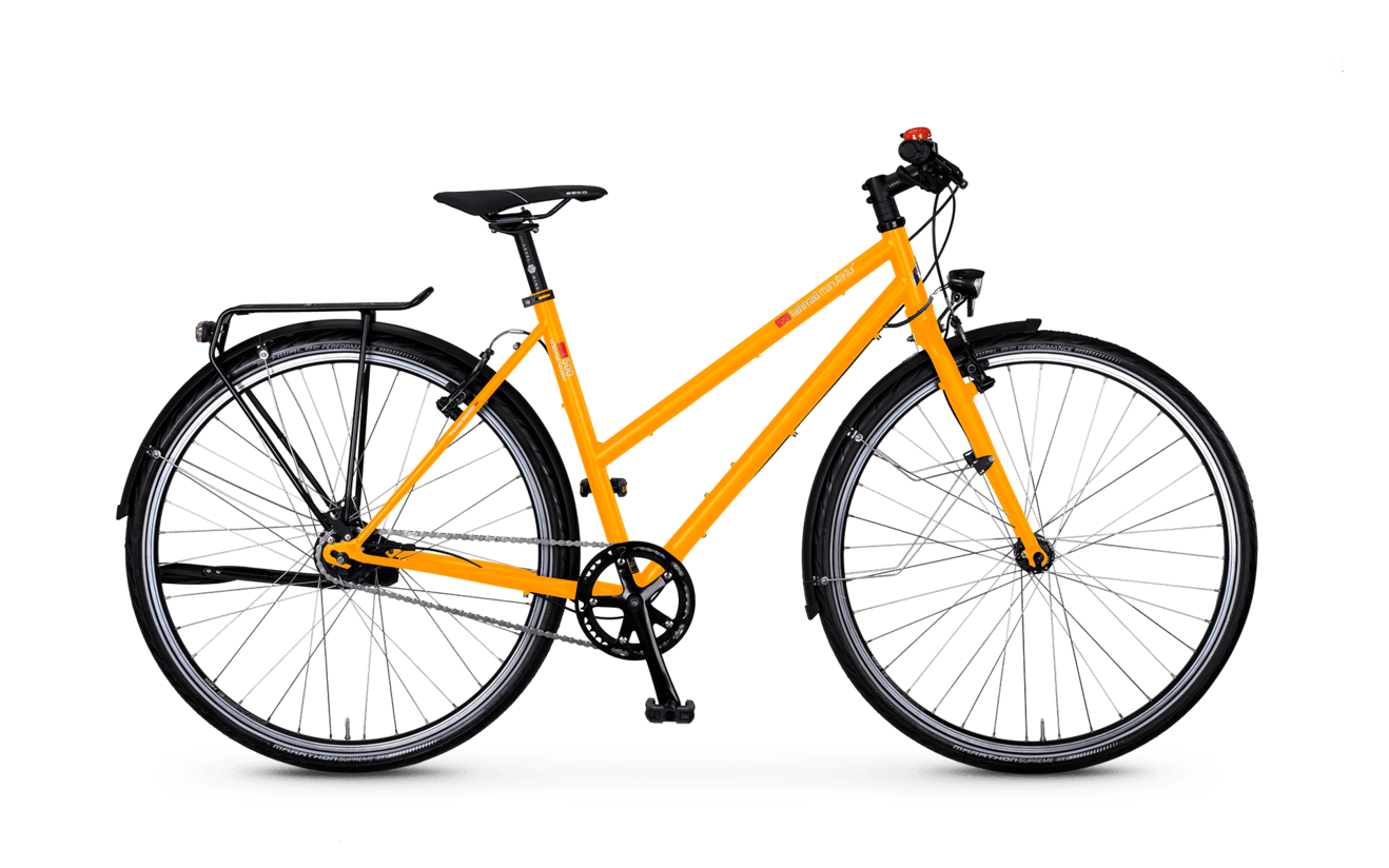 VSF T-500 Shimano Alfine 8-speed / V-Brake Ladies