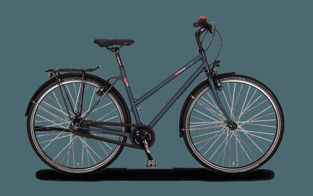VSF T-300 Shimano Nexus 8-speed Premium Freewheel / HS22 Ladies